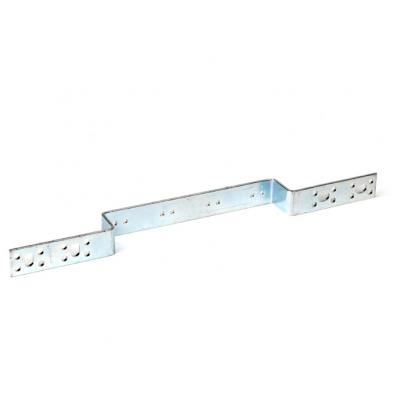 Double-Z-brackets - galvanized steel 80/100