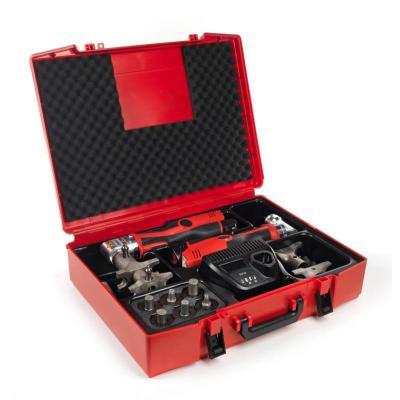 Elektro-hydraulische persmachine koffer