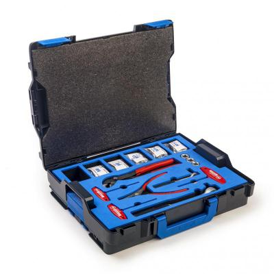 Tool case - Clampfittings