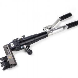 hydraulic pressing tongs manual with compression jaws