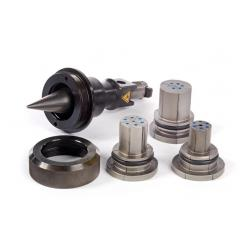Clamping heads, jaws & expanders