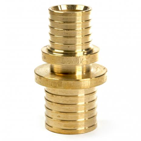 Brass fitting reducer