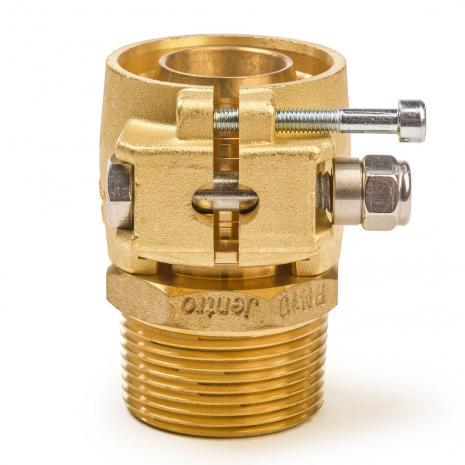 SDR 7.4 Adapter male thread