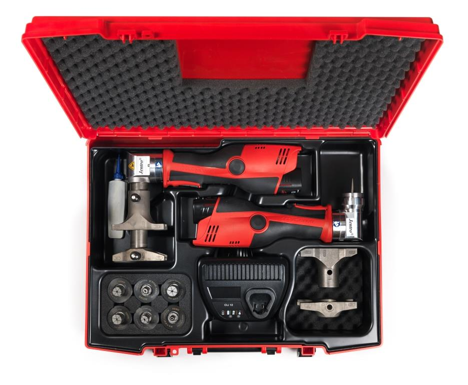 electro-hydraulic clamping tool